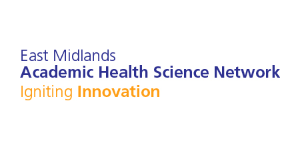 East Midlands Academic Health Network logo